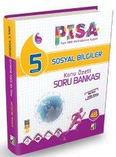 Damla 5. Sınıf Sosyal Bilgiler PISA 4B Soru Bankası