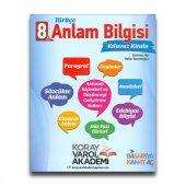 Kva 8. Sınıf Türkçe Anlam Bilgisi Kılavuz Kitabı