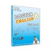 Kva 8. Sınıf Doctor English Test Book