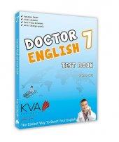 KVA 7. Sınıf Doctor English Test Book