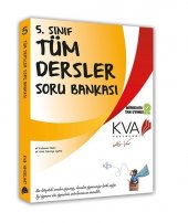 Kva 5. Sınıf Tüm Dersler Soru Bankası