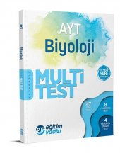 Eğitim Vadisi Ayt Biyoloji Multi Test