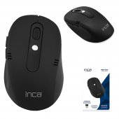 ınca Iwm T373s 1600 Dpi Kablosuz Nano Alıcılı Siyah Mouse