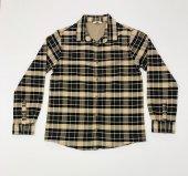 Kareli Erkek Çocuk Gömlek Kod K130