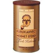 Mehmet Efendi Türk Kahvesi 500 Gr (Teneke)