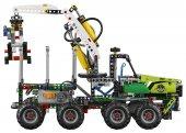 Lego Technic 42080 Orman Makinesi 1003 Parça