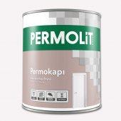 Permolit Permokapı Amerikan Kapı Boyası Panel Kapı (Kirli Beyaz) 1 Kg 0,75 Lt