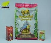 Quik Muhabbet Yemi + Gaga Taşı + Multi Vitamin