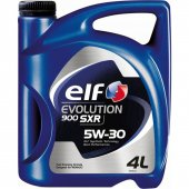 Elf Evolution 900 Sxr 5w30 Benzin Ve Dizel Motor Y...