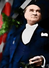 113 Atatürk Portre