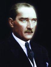 107 Atatürk Portre