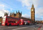 056 Londra Sokak Gündüz