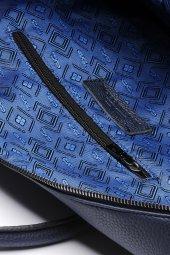 Dark Blue Seyahat Çantası (7019 L)-11
