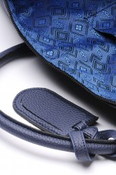 Dark Blue Seyahat Çantası (7019 L)-12