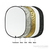 Deyatech 100x150 5 İn 1 Silver Gold Reflektör