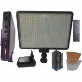 Deyatech Pdx 320 Led Video Kamera Işıği Led Işık Sony,panasonic