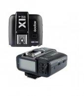 Godox X1 Hss Ttl Tetikleyici Nikon Alıcı Ve...