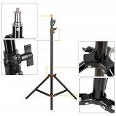 ışık Ayağı 2.m (200cm) Light Stand