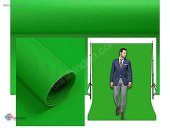 A+kalite Chromakey Screen Greenbox Non Woven Fon 1.5m 5m