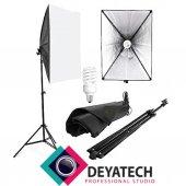 Deyatech Softbox 50x70cm Sürekli Işık Paraflaş...