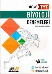 Hız Ve Renk Yayınları Tyt Biyoloji 40 X 6 Denemeleri