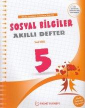 Palme Yayınları 5.sınıf Sosyal Bilgiler Akıllı Defter