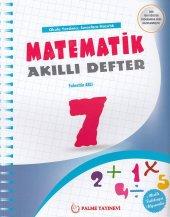 Palme Yayınları 7. Sınıf Matematik Akıllı Defter
