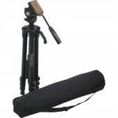 Deyatech 3978 Tripod 165cm Video Kamera Tripodu Canon Nikon