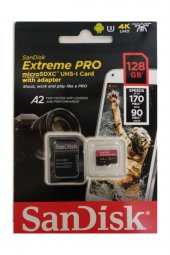 Sandisk Extreme Pro 128gb 170mb S Sdxc Sdsqxcy 128g Gn6ma