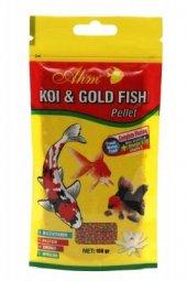 Ahm Koi Goldfish Pellet 50 Gr