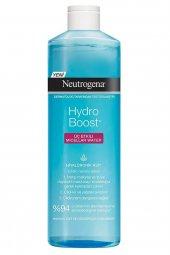 Neutrogena Hydro Boost Üç Etkili Miceller Makyaj Temizleme Suyu 400 Ml