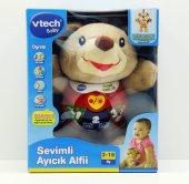 Vtech Baby Sevimli Ayıcık Alfii Kahverengi