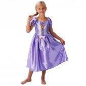 Disney Prenses Rapunzel Kostüm 5 6 Yaş