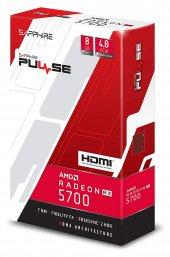 Sapphire Radeon RX5700 PULSE 8GB 256Bit GDDR6 Ekran Kartı (11294-01-20G)-3