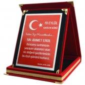 Dijital Baskılı Plaket Ödül, Derece, Başarı,...