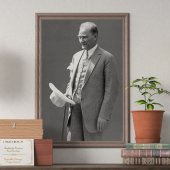 Atatürk Portresi Kanvas Tablo - Ofis & Ev - Her Mekana Uygun-2