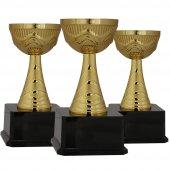 Başarı Derece Kupası K50 Metal Kupa Set 24 Cm Baskılı