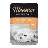 Miamor Ragout Geflügel Kitten Tavuklu Pouch...