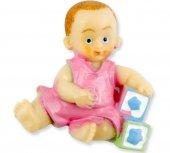 Bebek Başında Fiyonk Pembe P20 960