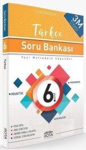 Rota 6.sınıf Türkçe Soru Bankası (2020)