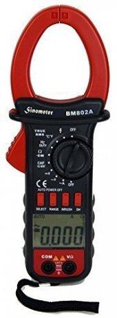 Sinometer Bm 802a 1000a Ac Çok Amaçlı Pensampermetre