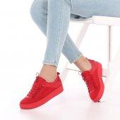 Nigra Kadın Spor Ayakkabı Süet-10