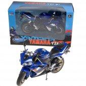 Welly Yamaha Yzf R1 Model Metal Motosiklet