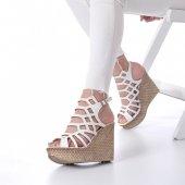 Reve Dolgu Topuklu Ayakkabı