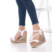 Candy Dolgu Topuklu Ayakkabı-2