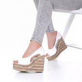 Luna Dolgu Topuklu Ayakkabı
