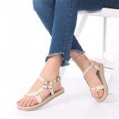 Mira Kadın Sandalet Deri