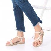 Mira Kadın Sandalet Deri-2