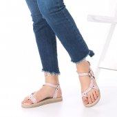 Mira Kadın Sandalet Deri-4