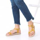 Mira Kadın Sandalet Deri-5